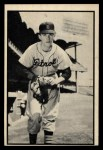 1953 Bowman Black and White #18  Billy Hoeft  Front Thumbnail
