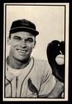 1953 Bowman Black and White #10  Dick Sisler  Front Thumbnail
