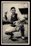 1953 Bowman Black and White #22   Matt Batts Front Thumbnail