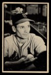 1953 Bowman Black and White #16   Stu Miller Front Thumbnail
