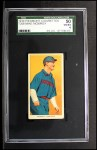 1909 T206 #345  Mike Mowrey  Front Thumbnail