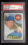 1969 Topps #482 WN  Jim Gosger Front Thumbnail