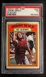 1972 O-Pee-Chee #434  In Action  -  Johnny Bench Front Thumbnail