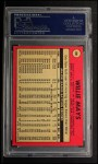 1969 O-Pee-Chee #190   Willie Mays Back Thumbnail