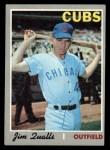 1970 Topps #192  Jim Qualls  Front Thumbnail