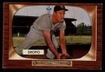 1955 Bowman #285  Walt Dropo  Front Thumbnail