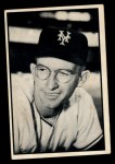 1953 Bowman Black and White #3  Bill Rigney  Front Thumbnail