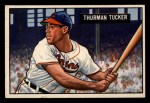 1951 Bowman #222   Thurman Tucker Front Thumbnail
