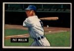 1951 Bowman #106   Pat Mullin Front Thumbnail
