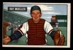 1951 Bowman #313  Ray Mueller  Front Thumbnail