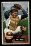 1951 Bowman #160   Phil Masi Front Thumbnail