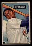 1951 Bowman #44   Roy Smalley Front Thumbnail