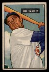 1951 Bowman #44  Roy Smalley  Front Thumbnail