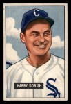 1951 Bowman #266  Harry Dorish  Front Thumbnail