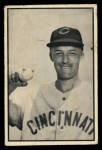 1953 Bowman Black and White #21   Clarence 'Bud' Podbielan Front Thumbnail
