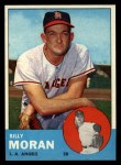 1963 Topps #57  Billy Moran  Front Thumbnail