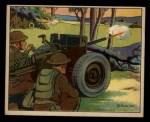 1941 Gum Inc. Uncle Sam Home Defense #77   Anti-Tank Team Front Thumbnail