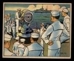 1941 Gum Inc. Uncle Sam Home Defense #84  Blinker Signals  Front Thumbnail