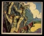 1941 Gum Inc. Uncle Sam Home Defense #85  Cargo Net Landing  Front Thumbnail