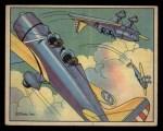 1941 Gum Inc. Uncle Sam Home Defense #91   The Loop Front Thumbnail