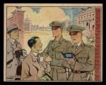 1941 Gum Inc. Uncle Sam Home Defense #29   Shore Duty Front Thumbnail