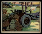1941 Gum Inc. Uncle Sam Home Defense #77   Anti-Tank Team Front Thumbnail