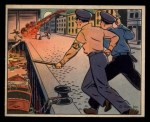 1941 Gum Inc. Uncle Sam Home Defense #99  Auxiliary Police  Front Thumbnail