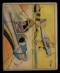1941 Gum Inc. Uncle Sam Home Defense #44  Blind Flying  Front Thumbnail