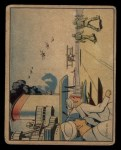 1941 Gum Inc. Uncle Sam Home Defense #48  Planes At Sea  Front Thumbnail