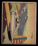 1941 Gum Inc. Uncle Sam Home Defense #41  Gunnery At The Air Corps  Front Thumbnail