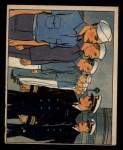 1941 Gum Inc. Uncle Sam Home Defense #81  Inspection Aboard Destroyer  Front Thumbnail
