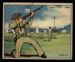 1941 Gum Inc. Uncle Sam Home Defense #75   Rifle Air Defense Front Thumbnail