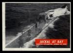 1965 Philadelphia War Bulletin #19   Jackal at Bay Front Thumbnail