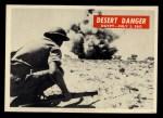 1965 Philadelphia War Bulletin #12  Desert Danger  Front Thumbnail