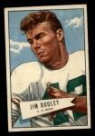 1952 Bowman Small #31   Jim Dooley Front Thumbnail