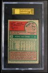 1975 Topps #70   Mike Schmidt Back Thumbnail
