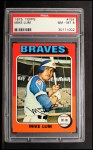 1975 Topps #154   Mike Lum Front Thumbnail
