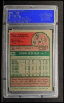 1975 Topps #159  Steve Arlin  Back Thumbnail