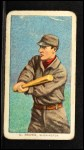 1909 T206 #56 WAS  George Browne Front Thumbnail