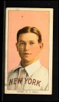 1909 T206 #84 PNK Hal Chase  Front Thumbnail