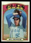 1972 Topps #29 COR  Bill Bonham Front Thumbnail