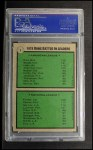 1979 Topps #3   -  Geroge Foster / Jim Rice RBI Leaders   Back Thumbnail