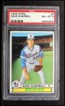 1979 Topps #9  Dave Campbell  Front Thumbnail
