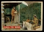 1956 Topps Davy Crockett #2 ORG Call to War    Front Thumbnail