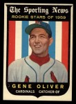 1959 Topps #135  Rookies  -  Gene Oliver Front Thumbnail