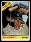 1966 Topps #38  Ron Nischwitz  Front Thumbnail