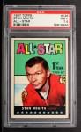 1967 Topps #126  All-Star  -  Stan Mikita Front Thumbnail