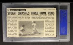 1964 Topps Giants #42   Dick Stuart Back Thumbnail