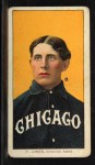 1909 T206 #238 POR Fielder Jones  Front Thumbnail