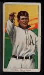 1909 T206 #483  Ira Thomas  Front Thumbnail